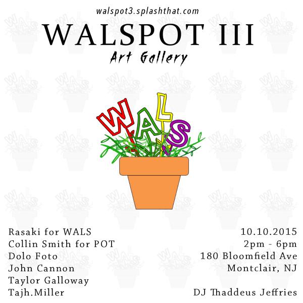 Walspot 3 Flyer